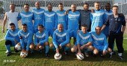 EQUIPE VETERANS A - SPORTING CLUB DE PETIT-COURONNE