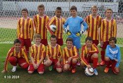 EQUIPE U13 - SPORTING CLUB DE PETIT-COURONNE