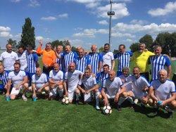 match des anciens des années 1985/1990 de oissel belle journée - SPORTING CLUB DE PETIT-COURONNE