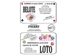 Belote et Loto