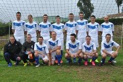SCP1 face à Davézieux2 victoire 2-1(1ère série de photos) - SPORTING CLUB PIRAILLON