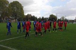 Match SFP A Vs Chevannes 22/10/17 - Sens Franco Portugais
