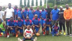 Le Vivier  SFCG - SANTE FOOTBALL  CLUB DE GRIGNY