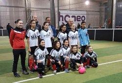 17.01.14 - Tournoi U11 du FC Ste Foy Lès Lyon - Sud Lyonnais Football