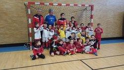17.01.14 - Tournoi Futsal U7 - Sud Lyonnais Football