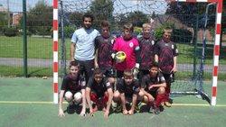 U 15  saison 2014/2015 Tournoi international d'Estaires - Sporting Municipal de Petite-Synthe-Dunkerque