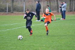 U13 - SPORTING (2) / SA SAINT-SEVER (1) Samedi 13 janvier 2018 - SPORTING CLUB SAINT PIERRE DU MONT FOOTBALL