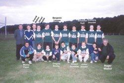 Les équipes saison 1998-1999 - Saint Sébastien Football