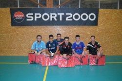 """Challenge Futsal - """"Remise des récompenses"""" - ENTENTE SPORTIVE ST-GERMAIN-DU-PLAIN BAUDRIERES"""