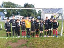 Matchs U13 contre CALAN/CAUDAN/CLEGUER - STADE HENNEBONTAIS