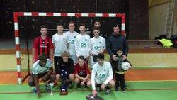 Finalistes tournoi Michel Boissière - Entente Stade Riomois-Condat
