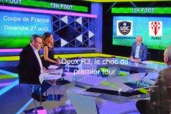 Tirage de la Coupe de France . - STADE RUFFECOIS