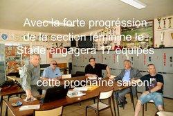 Nouveau record ! - STADE RUFFECOIS