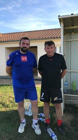 Reprise 2017-2018 - Amicale Sportive Sainte-Néomaye Romans