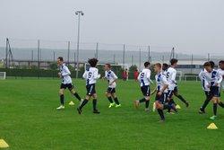TOUTES LES PHOTOS DES U17 CONTRE LE PSG - SAINT MARCEL FOOTBALL