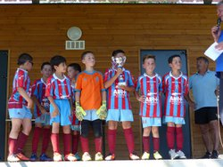 Les U11 finalistes du tournoi du Confluent - TARASCON FOOTBALL CLUB