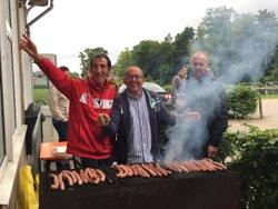 U10: Barbecue de fin de saison