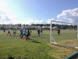 Entrainement U13 et réunion de début de saison - TRAPEL PENNAUTIER FOOTBALL CLUB