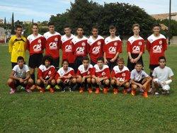 U15 : TFC 2 - 2 ST ALBAN