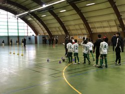 Phase finale secteur sidérurgie U11 - Tricolore Sportive Bertrange Imeldange