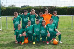 Match Amical a Lux Le: 13/09/17 - U13 FC Marmagne
