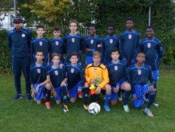 Championnat U15-1 : Champigny Portugais vs UAC Paris - Union Athlétique du Chantier Paris 1905