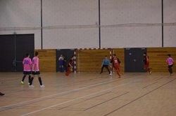 Tournoi futsal U15 de l'US Rouvres - UNION CHATILLONNAISE COLOMBINE FOOTBALL