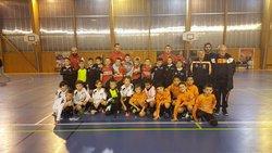 TOURNOI FUTSAL UCCF U13 - UNION CHATILLONNAISE COLOMBINE FOOTBALL
