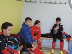 U13 C : UCCF - TILLES - UNION CHATILLONNAISE COLOMBINE FOOTBALL