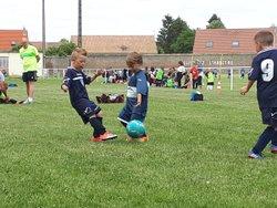 Plateau U6U7 Férin samedi 16 juin 2018 - UF Anhiers