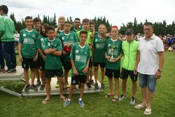 U15 - Tournoi de Bram 2015 - Union Footballistique du Lézignanais