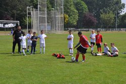 "TOURNOI DE PENTECOTE : ""CHAMPION'S LEAGUE"" - Union Halluinoise de Football"