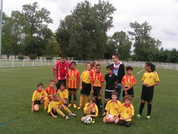 JOURNEE FESTI FOOT U11 du 08 Octobre à Jurançon - UNION JURANCONNAISE FOOTBALL