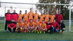 PHOTO EQUIPES UJ 2014-2015 - UNION JURANCONNAISE FOOTBALL