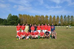 2014-2015 - Union Sportive d'Alluyes