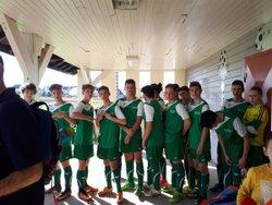 Match U18 du 15/10/2017 a BESSONCOURT - UNION SPORTIVE ARCEY FOOTBALL