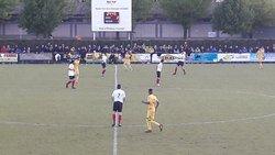 coupe de l'Aveyron - 1/2 finale contre Espalion - USAV