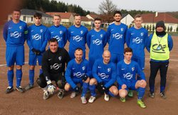 Equipe A - US BLANZYNOISE FOOT