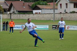 Match seniors 2 contre Vinay - US CHATTE