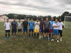 Reprise entrainement saison 2017-2018 - Union Sportive la Crèche