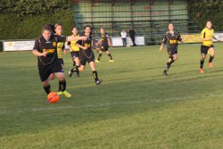 Féminines U17, le 8.11.2014 contre Chateaurenard - Union Sportive Grès Orange Sud (club de football)