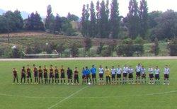 Les U17 qualifiés pour la Finale de la coupe de l'Avenir.