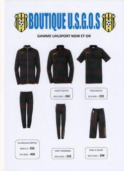La boutique USGOS