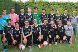 U17 victoire chez le Premier Pernes Esp