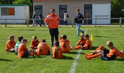 Photos du match U11 contre Tourville du 26-9-15 - Union Sportive Luneraysienne