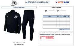 BOUTIQUE 2016 2017 Suite