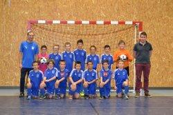Plateau Futsal U11 à Villegusien - US ROUVRES / GPT ROUVRES AUBE AUJON