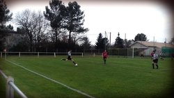 Match Bussac Foret - Saint Maigrin - UNION SPORTIVE SAINT-MAIGRIN