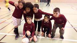 Tournoi Footsalle u9 à Forcé  samedi 11 fevrier 2017 - Union Sportive Saint Germain le Fouilloux