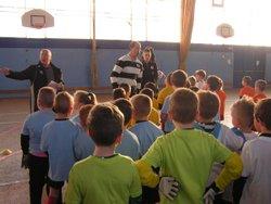 PLATEAU DE NOEL 9/12/2017 DES U6/U7  BRAVO AUX ENFANTS ET MERCI AUX PARENTS - Union Sud Aisne Football Club